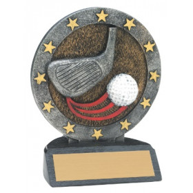 Golf All Star Resin