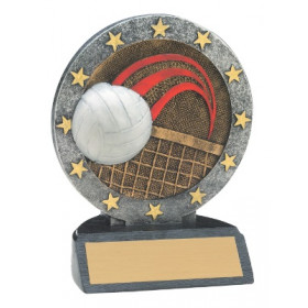 Volleyball All Star Resin