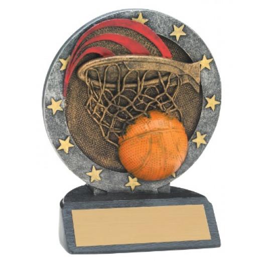 Basketball All Star Resin