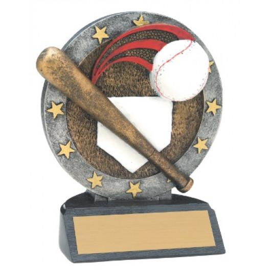 Baseball All Star Resin