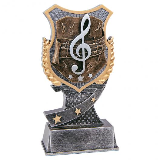 Shield Music Resin