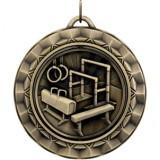 Spinner Medal - Gymnastics