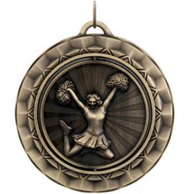 Spinner Medal - Cheer