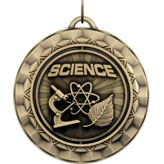 Spinner Medal - Science
