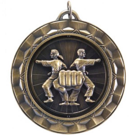 Spinner Medal - Karate