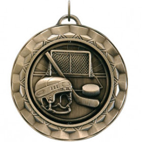 Spinner Medal - Hockey