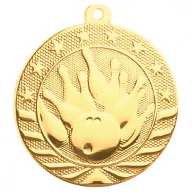 Starbrite Medal - Bowling