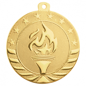 Starbrite Medal - Victory Torch