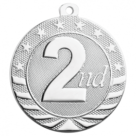 Starbrite Medal - 2nd Place