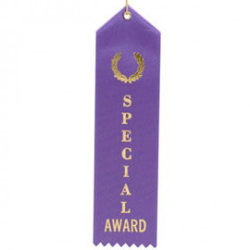 Special Award Ribbon