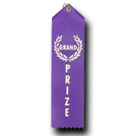 Grand Champion Ribbon