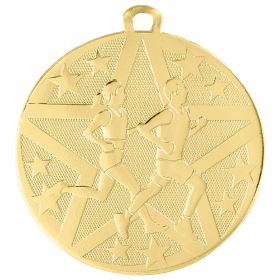 Superstar Medal - Cross Country