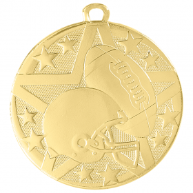 Superstar Medal - Football