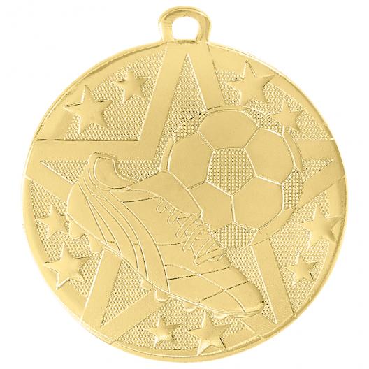 Superstar Medal - Soccer