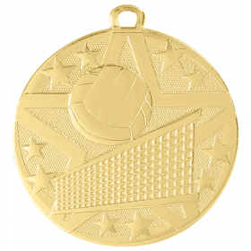 Superstar Medal - Volleyball