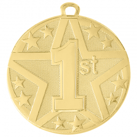 Superstar Medal -1st Place