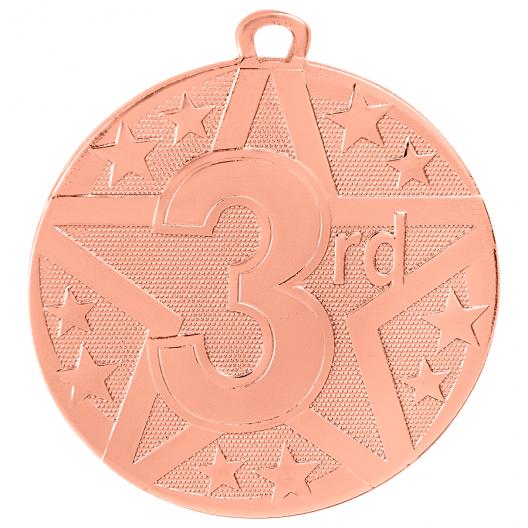 Superstar Medal - 3rd Place
