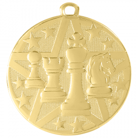 Superstar Medal - Chess