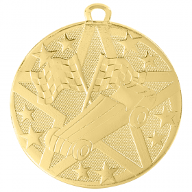Superstar Medal - Pinewood Derby