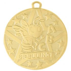 Superstar Medal - Spelling