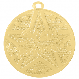 Superstar Medal - Star Performer
