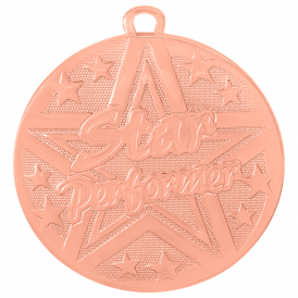 Superstar Medal - Star Performer