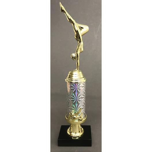 """Gymnast 12"""" Trophy"""