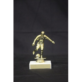 Sports Figure on a Marble Base