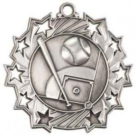 Ten Star Medal - Baseball