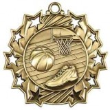 Ten Star Medal - Basketball