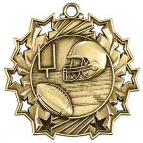 Ten Star Medal - Football