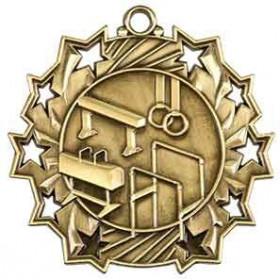Ten Star Medal - Gymnastics