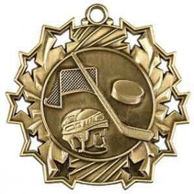 Ten Star Medal - Hockey