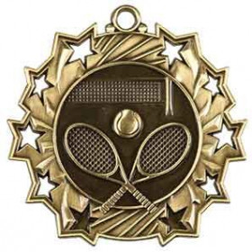 Ten Star Medal - Tennis
