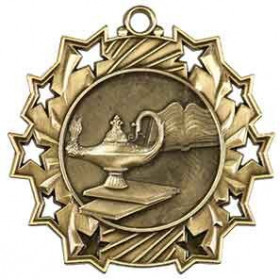 Ten Star Medal - Graduate