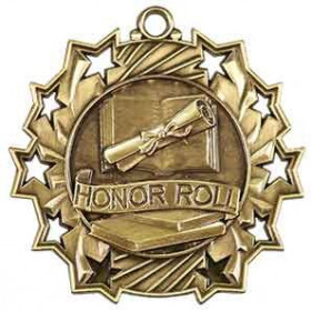 Ten Star Medal - Honor Roll