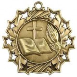 Ten Star Medal - Religious