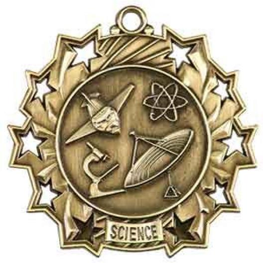 Ten Star Medal - Science