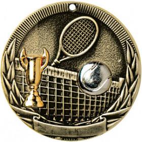 Tri-Colored Medal - Tennis