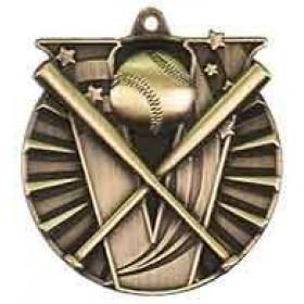 Victory Medal - Baseball
