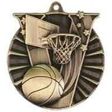 Victory Medal - Basketball
