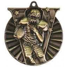 Victory Medal - Football