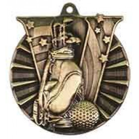 Victory Medal - Golf