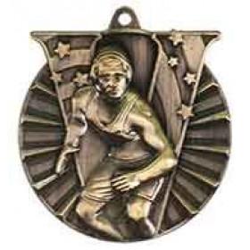 Victory Medal - Wrestling
