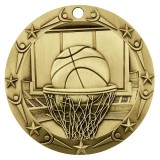 World Class Medal - Basketball