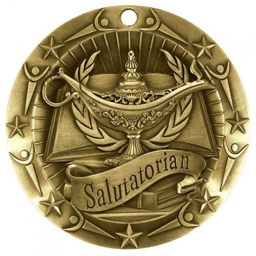 World Class Medal - Salutatorian