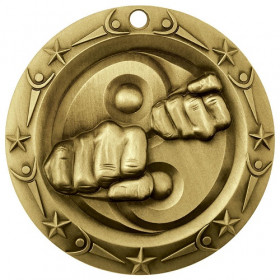 World Class Medal - Martial Arts
