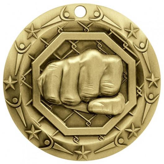 World Class Medal - MMA