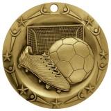 World Class Medal - Soccer