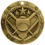 World Class Medal - Softball